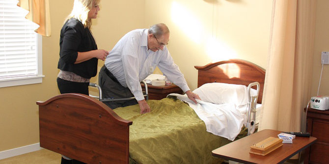 Nursing Home Assisted Living Or Rehab Center Which To Choose Pride Tlc Therapy And Living Campus